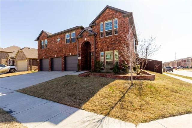 13900 Sparrow Hill Drive, Little Elm, TX 75068 (MLS #13791884) :: Team Hodnett