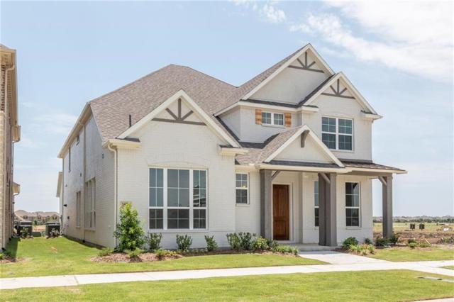 3575 Harvest Lane, Frisco, TX 75034 (MLS #13792304) :: Team Hodnett