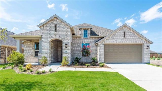 1804 Drover Creek Road, Aubrey, TX 76227 (MLS #13792320) :: Team Hodnett