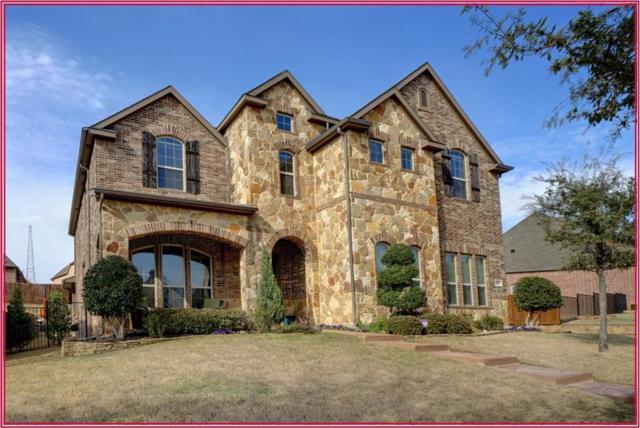 4809 Eddleman Drive, Fort Worth, TX 76244 (MLS #13794193) :: Team Hodnett