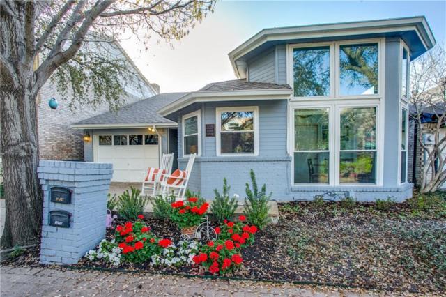 3220 Basil Court, Dallas, TX 75204 (MLS #13795011) :: Robbins Real Estate Group
