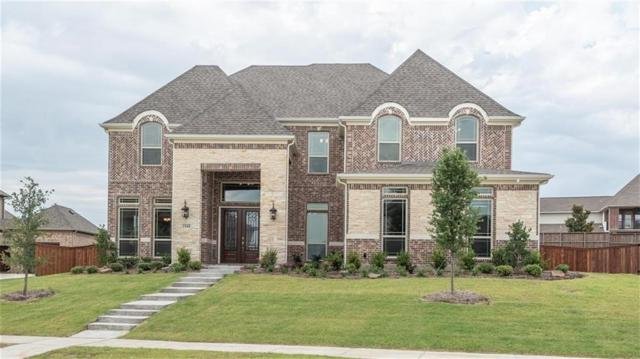 1940 Thackery Lane, Prosper, TX 75078 (MLS #13795221) :: Team Hodnett