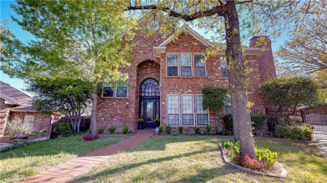 2201 Emerald Oaks Court, Arlington, TX 76017 (MLS #13796429) :: North Texas Team | RE/MAX Advantage
