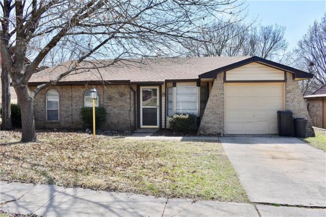 5644 Bonner Drive, Haltom City, TX 76148 (MLS #13797295) :: Team Hodnett