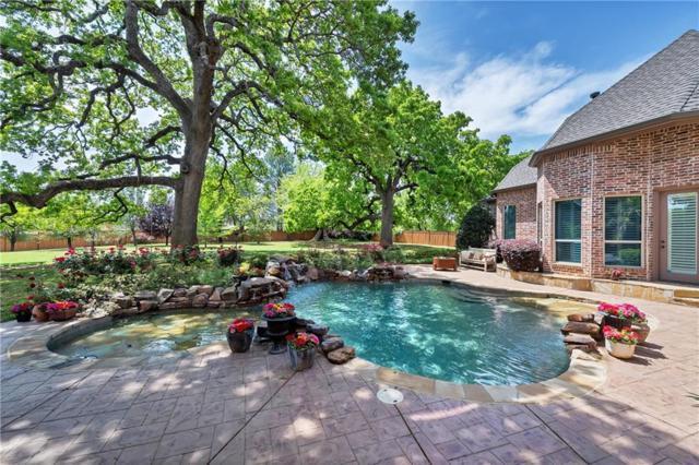 1611 Enclave Court, Southlake, TX 76092 (MLS #13798386) :: Frankie Arthur Real Estate