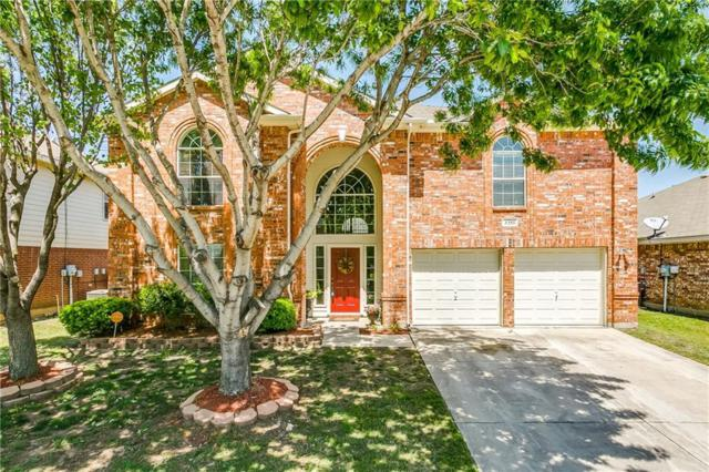 4412 Corner Brook Lane, Fort Worth, TX 76123 (MLS #13800570) :: The Rhodes Team