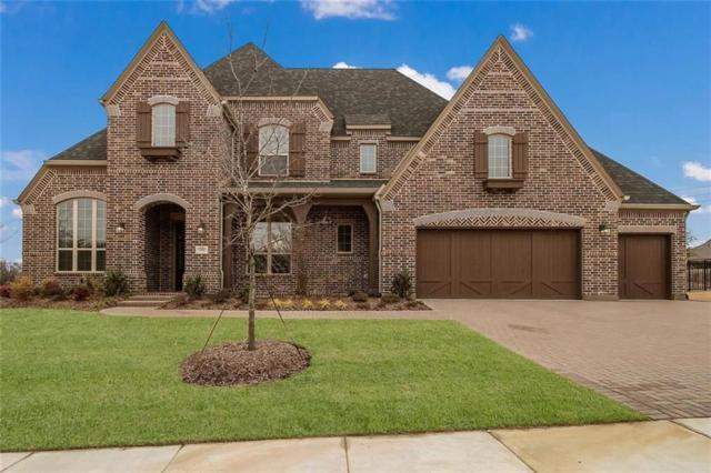 3391 Briarcliff Drive, Prosper, TX 75078 (MLS #13805968) :: Real Estate By Design