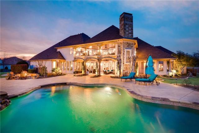 5809 Sandstone Court, Flower Mound, TX 75022 (MLS #13810485) :: Real Estate By Design