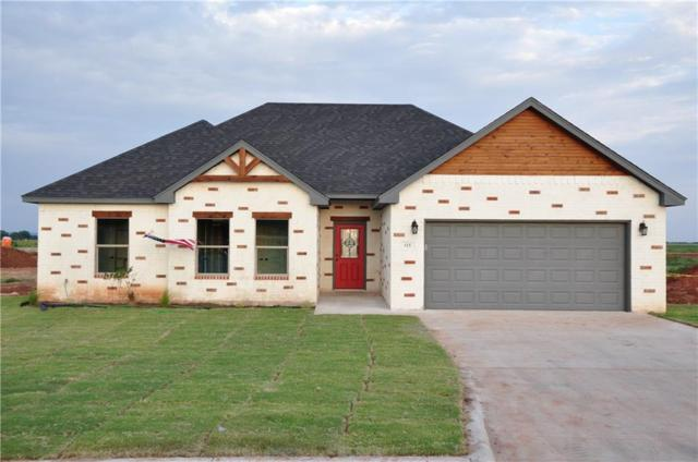115 Sun Creek, Tuscola, TX 79562 (MLS #13812299) :: RE/MAX Landmark