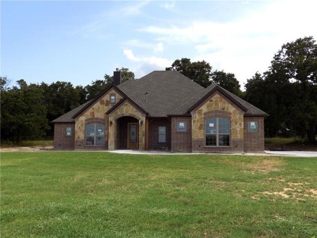 151 Lavender Lane, Springtown, TX 76082 (MLS #13814930) :: Team Hodnett