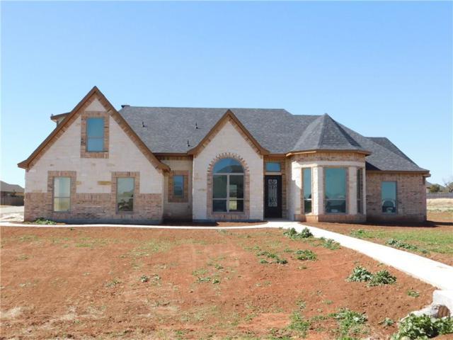 134 Rising Star Drive, Abilene, TX 79606 (MLS #13815087) :: The Paula Jones Team   RE/MAX of Abilene