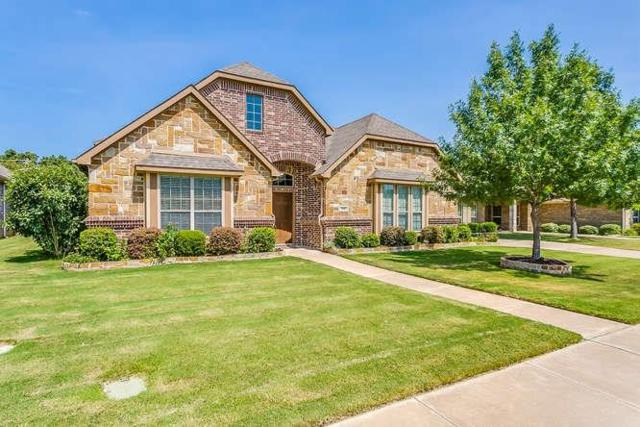809 Valley Ridge Road, Burleson, TX 76028 (MLS #13816352) :: Team Hodnett