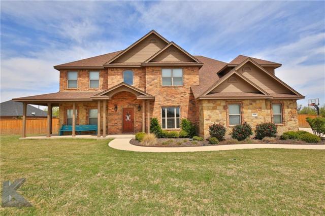 118 Prairie Creek Way, Abilene, TX 79602 (MLS #13817696) :: Team Hodnett