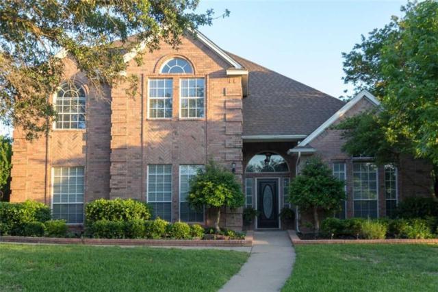 1604 Brentwood Trail, Keller, TX 76248 (MLS #13820449) :: Team Hodnett
