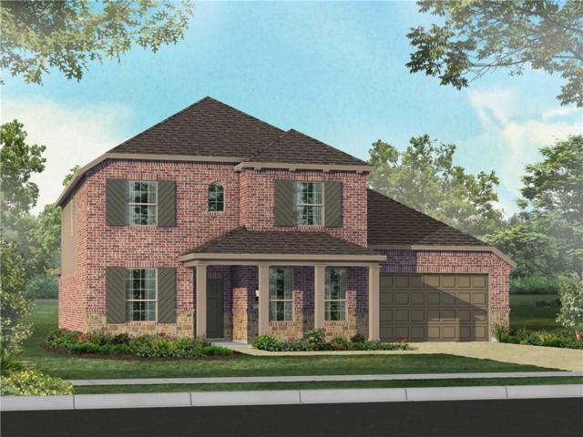 813 Overton Avenue, Celina, TX 75009 (MLS #13824180) :: RE/MAX Landmark