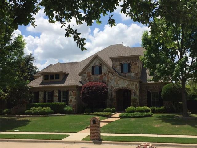 1504 Stoneoak Drive, Mckinney, TX 75070 (MLS #13828288) :: Team Hodnett