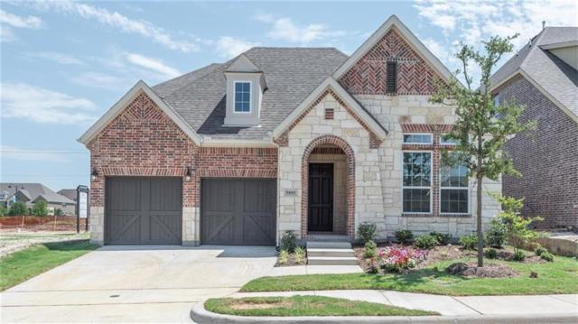 5805 The Esplanade, Mckinney, TX 75070 (MLS #13829717) :: Team Tiller