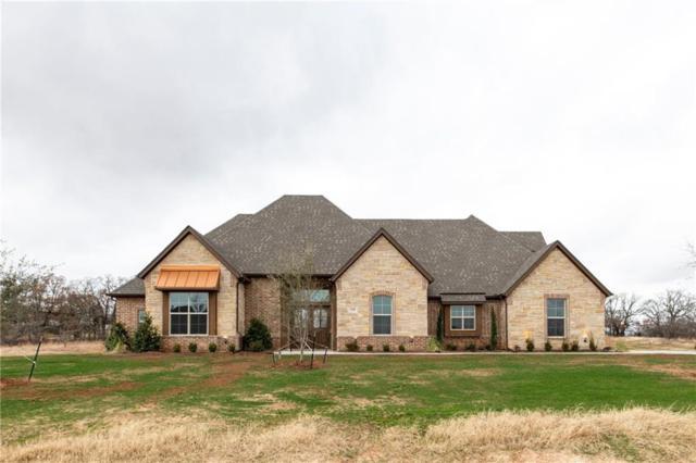 125 Lucky Ridge Lane, Boyd, TX 76023 (MLS #13829856) :: The Heyl Group at Keller Williams