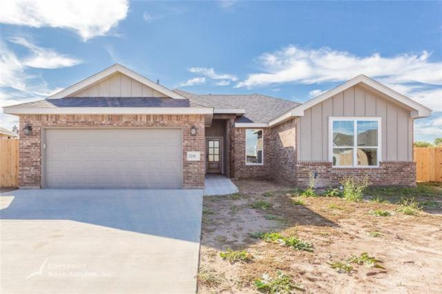 3201 Settlers Way, Abilene, TX 79601 (MLS #13831747) :: RE/MAX Town & Country