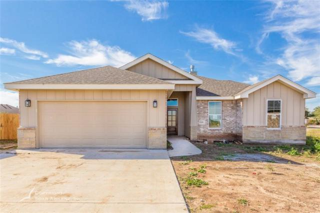 3210 Settlers Way, Abilene, TX 79601 (MLS #13832361) :: RE/MAX Town & Country