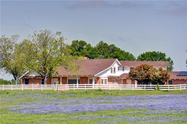 2200 Country Club Road, Ennis, TX 75119 (MLS #13835339) :: Kimberly Davis & Associates