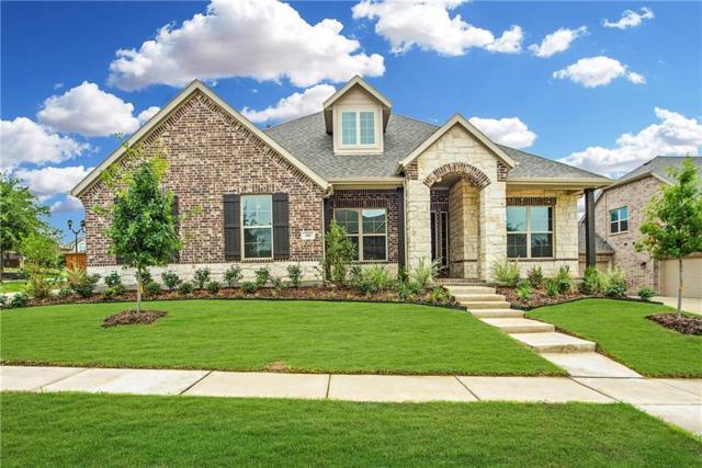 440 Darian Drive, Prosper, TX 75078 (MLS #13835345) :: Robbins Real Estate Group