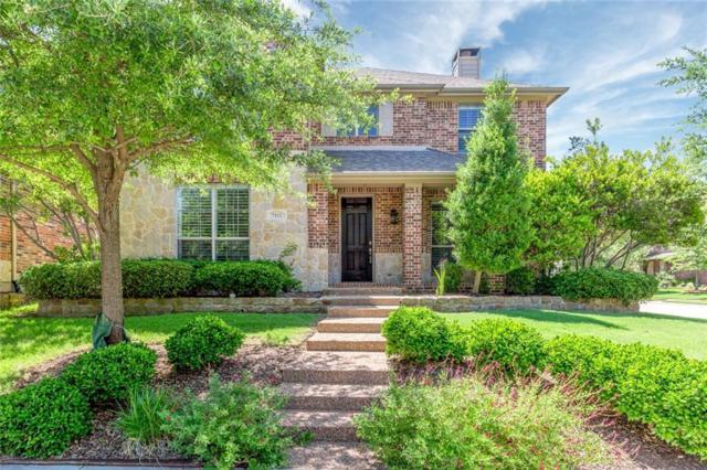 2111 Chambers Drive, Allen, TX 75013 (MLS #13835509) :: Baldree Home Team
