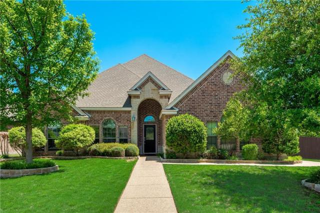 125 Prairie Dunes Drive, Willow Park, TX 76008 (MLS #13836488) :: RE/MAX Town & Country