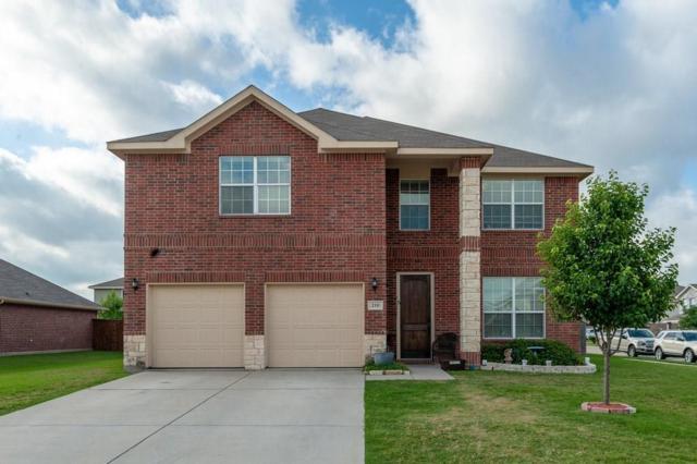 210 Palomino Drive, Waxahachie, TX 75165 (MLS #13838089) :: Magnolia Realty