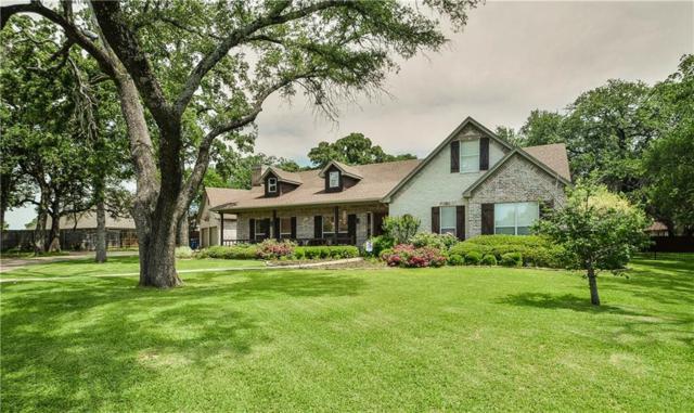 3101 Marble Court, Granbury, TX 76049 (MLS #13838149) :: Team Hodnett