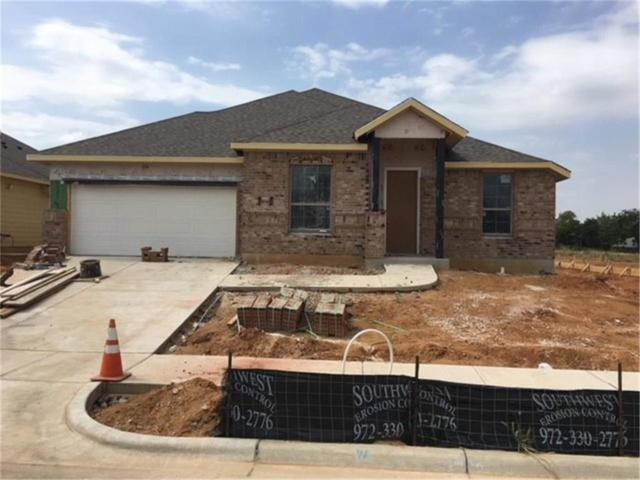1412 Oak Tree Drive, Denton, TX 76209 (MLS #13839380) :: Team Hodnett