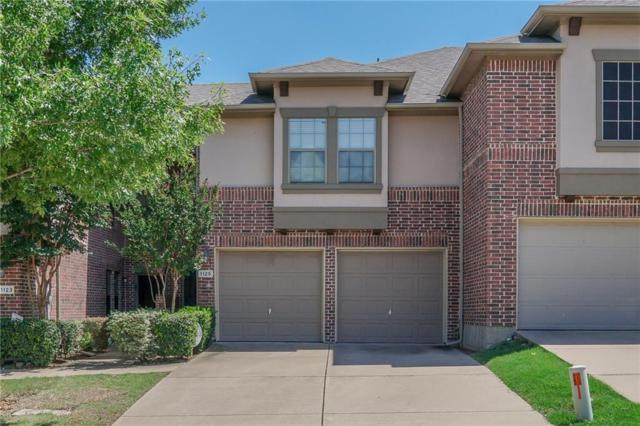1125 Landon Lane, Allen, TX 75013 (MLS #13841022) :: RE/MAX Landmark