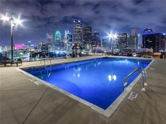 2220 Canton Street #103, Dallas, TX 75201 (MLS #13841055) :: Magnolia Realty