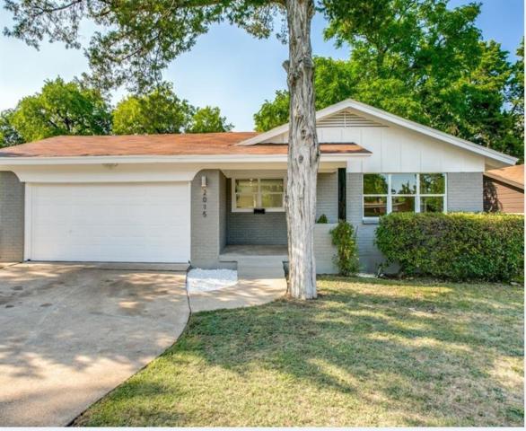 2015 Canelo Drive, Dallas, TX 75232 (MLS #13841500) :: Magnolia Realty