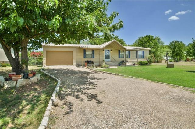 3203 Sunrise Court, Granbury, TX 76048 (MLS #13842822) :: The Rhodes Team