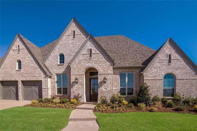 720 Country Brook Lane, Prosper, TX 75078 (MLS #13847012) :: RE/MAX Town & Country