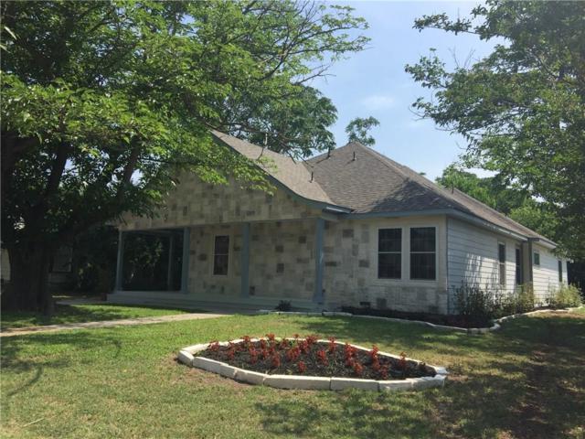 800 Edgefield Road, Fort Worth, TX 76107 (MLS #13851583) :: North Texas Team | RE/MAX Advantage