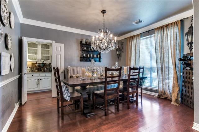 1711 Water Lily Drive, Southlake, TX 76092 (MLS #13851776) :: The Chad Smith Team