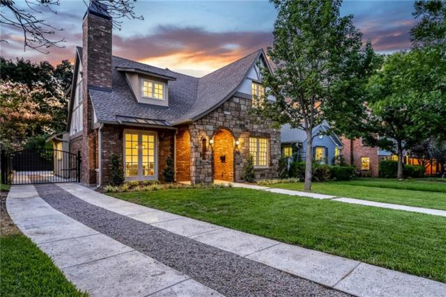 1921 Old Orchard Drive, Dallas, TX 75208 (MLS #13855328) :: RE/MAX Town & Country