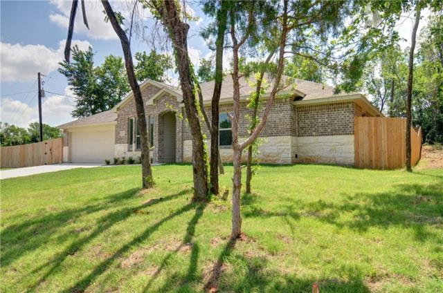 1301 Avenue C, Grand Prairie, TX 75051 (MLS #13857687) :: Team Hodnett