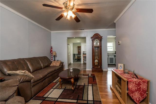 4545 Newman Drive, Haltom City, TX 76117 (MLS #13860320) :: Magnolia Realty
