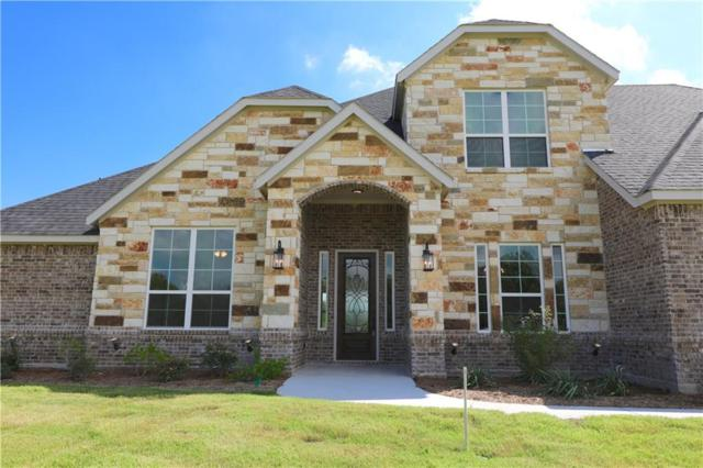 110 Signature Court, Brock, TX 76087 (MLS #13860982) :: The Rhodes Team