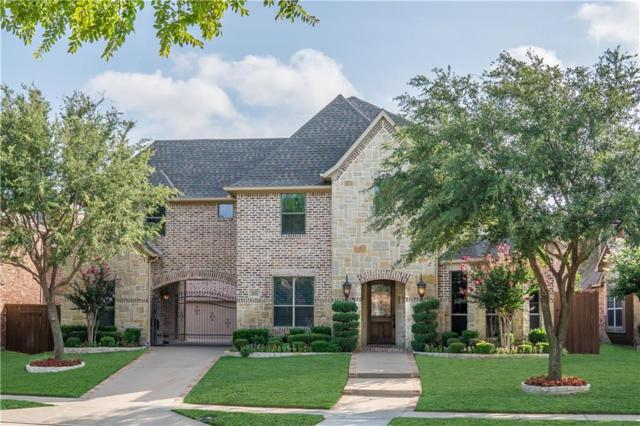 4644 Newcastle Drive, Frisco, TX 75034 (MLS #13863228) :: Frankie Arthur Real Estate