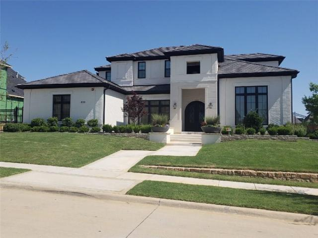 808 Champagne Drive, Southlake, TX 76092 (MLS #13864568) :: Team Hodnett