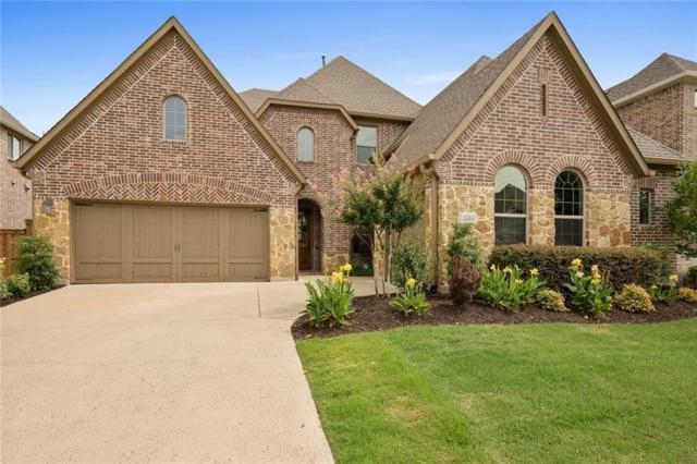 1344 Horse Creek Drive, Frisco, TX 75034 (MLS #13866728) :: RE/MAX Landmark