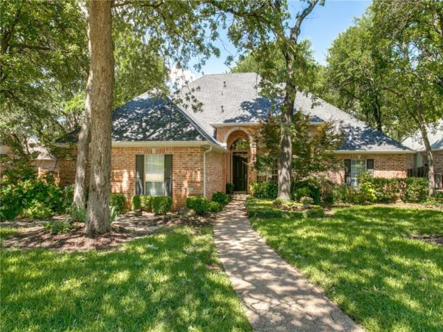 402 Timber Lake Drive, Southlake, TX 76092 (MLS #13872374) :: Team Hodnett