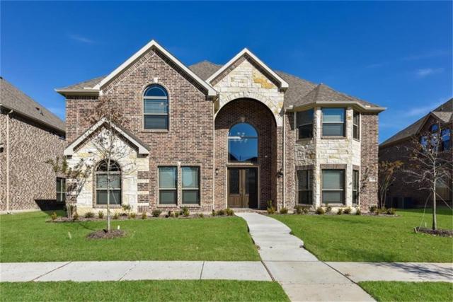 13086 Alvarado Lane, Frisco, TX 75035 (MLS #13873531) :: RE/MAX Town & Country