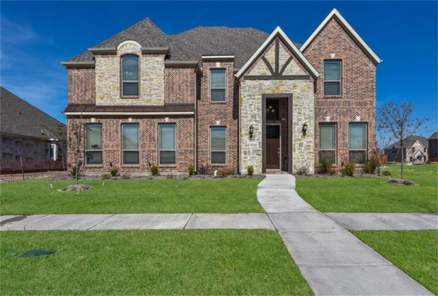12978 Nimble Drive, Frisco, TX 75035 (MLS #13874958) :: RE/MAX Town & Country