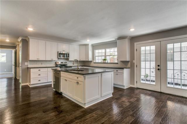 2200 Parkhaven Drive, Plano, TX 75075 (MLS #13875001) :: The Real Estate Station