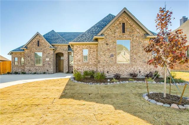 424 Blue Star Court, Burleson, TX 76028 (MLS #13877629) :: The Real Estate Station
